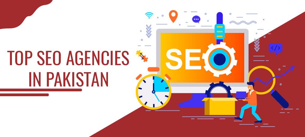 Top SEO Services Agencies in Pakistan