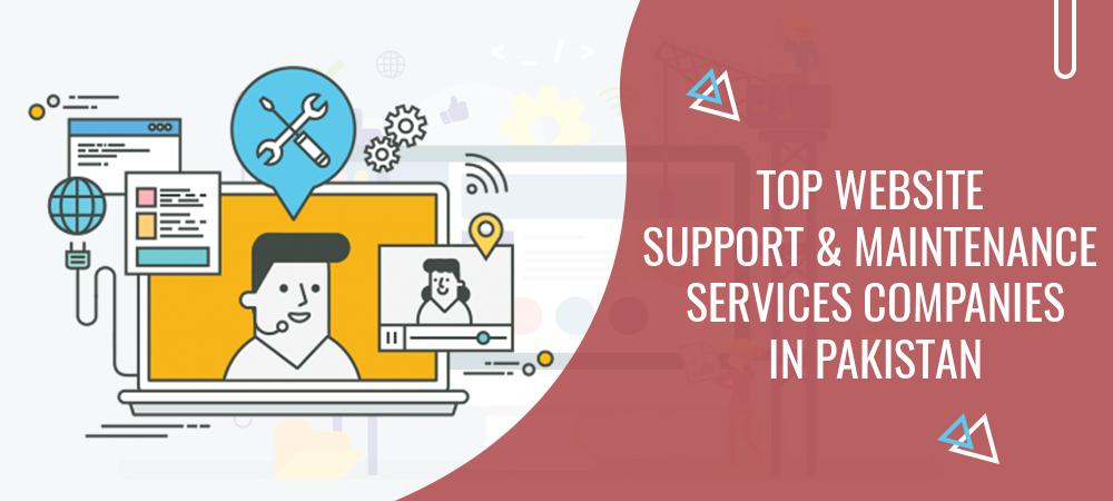 Top Website Maintenance Services Companies